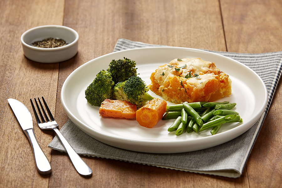 butternut squash gratin our locally sourced butternut squash is ...